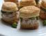 Mini-feuilletés aux rillettes de thon et petits pois
