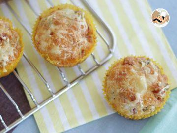 Muffins salés pour l'apéritif