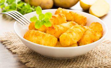Croquettes de pomme de terre à l'italienne