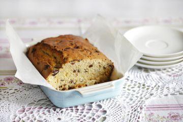 Cake aux oignons, comté et coppa
