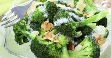 Brocolis aux amandes au Cookeo