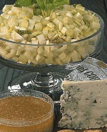Céleri en salade